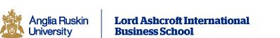 Lord Ashcroft International Business School Logo