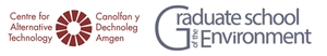 Graduate School of the Environment Logo