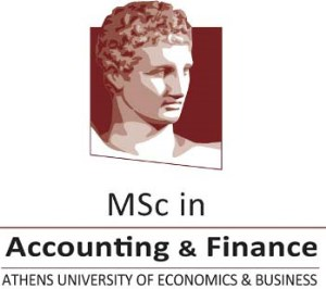 Department of Accounting and Finance Logo