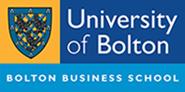 Bolton Business School Logo