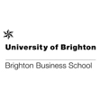Brighton Business School Logo