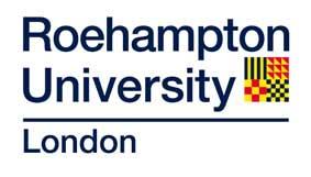 Roehampton University Business School Logo