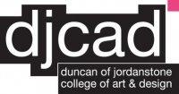 Duncan of Jordanstone College of Art & Design Logo
