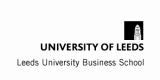 Leeds University Business School Logo