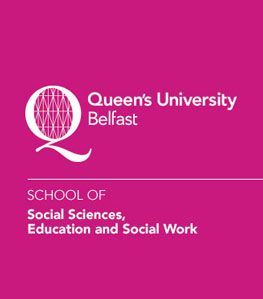 School of Social Sciences, Education and Social Work Logo
