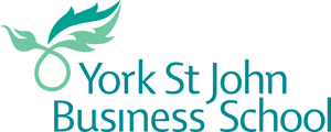 York St John Business School Logo