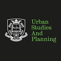 Department of Urban Studies and Planning Logo