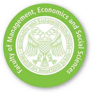 Faculty of Management, Economics and Social Sciences Logo