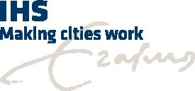 Institute for Housing and Urban Development Studies Logo