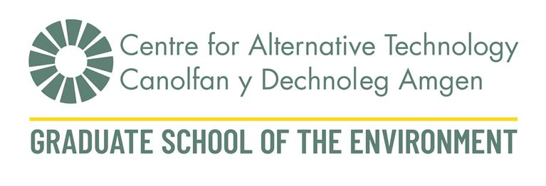 Graduate School of the Environment Logo