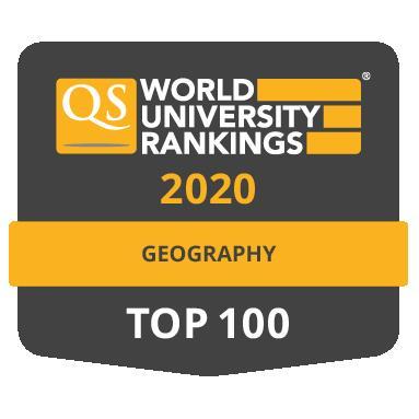 UCD School of Geography Logo