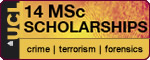 University College London, 22nd Feb - Discover 14 scholarships for Crime, Forensics, Counter-terrorism and Policing MScs