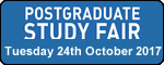 The Careers Group, University of London, The FindAMasters & FindAPhD Postgraduate Study Fair, London - 24 October 2017 and 25 January 2018