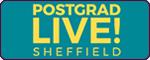 Postgraduate Study Fair, Postgrad LIVE! Sheffield. Wednesday 8th February 2017