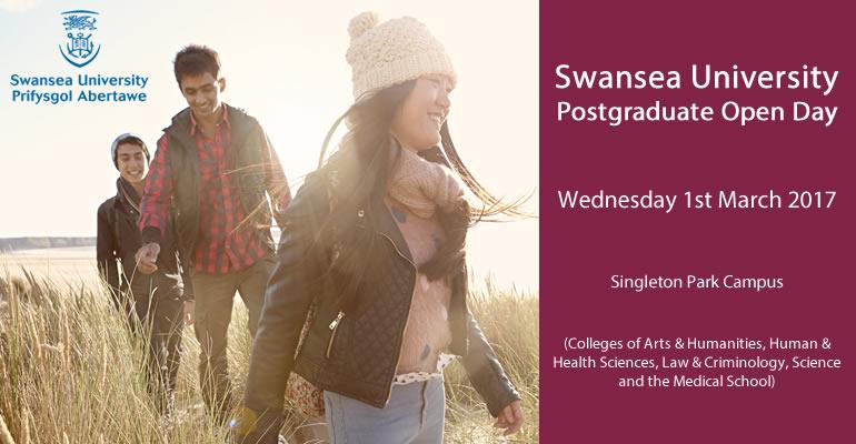 Swansea University Open Day