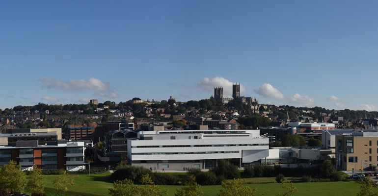 University of Lincoln Open Day