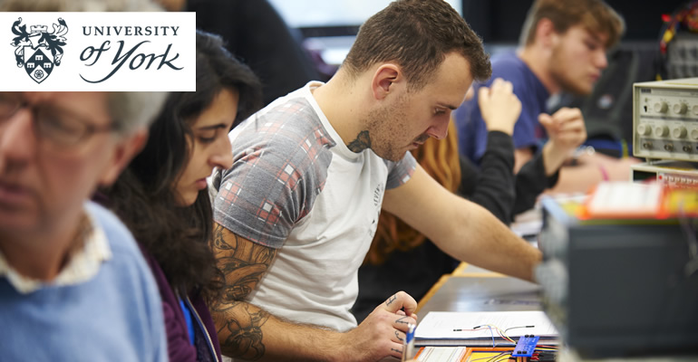 University of York Open Day
