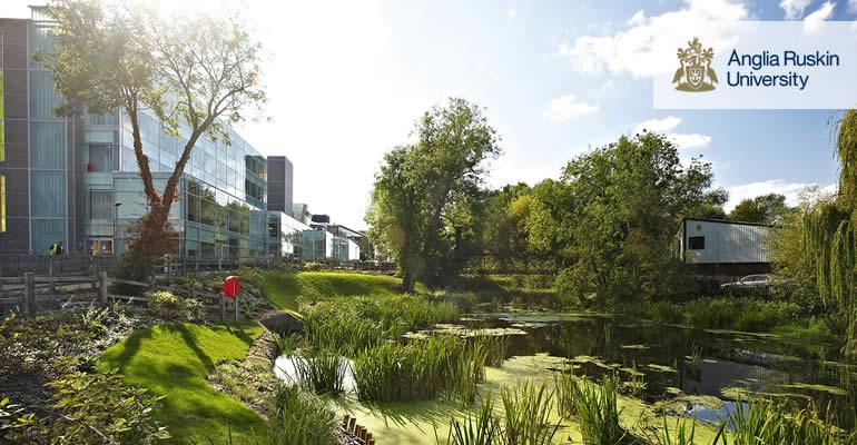 Anglia Ruskin University Open Day