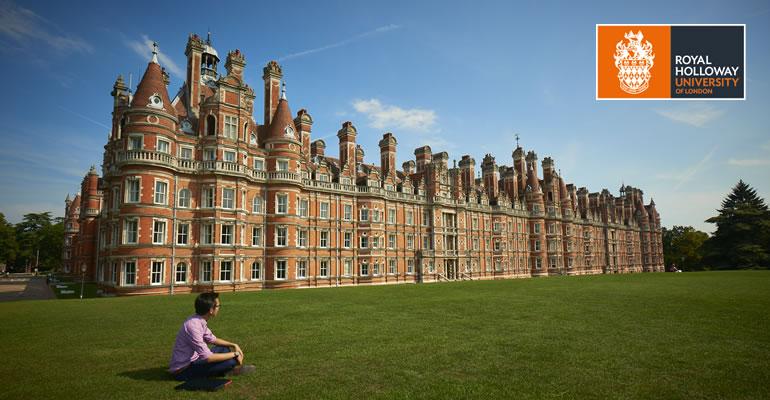 Royal Holloway, University of London Open Day